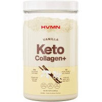 H.V.M.N. Keto Collagen+ Protein Powder: Collagen Supplement with Collagen Peptides & MCT Powder - Keto Diet Approved- 6 flavours