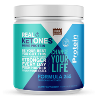 Real Ketones - Keto Fit Protein- Fudge Brownie