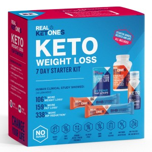REAL KETONES- Keto Starter Kit