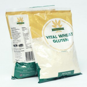 Gateway Foods Vital Wheat Gluten- 1kg