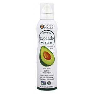 Chosen Foods - 100% Pure Avocado Oil Spray - 4.7 oz. (140 ml)