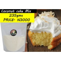 Coconut Pound Cake Mix- 235gm