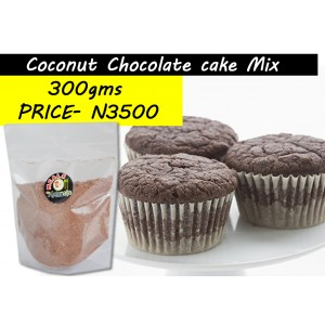 Coconut Chocolate Cake Mix- 300gm
