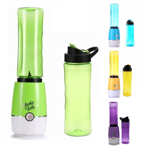 Shake N Take 3 Drinks Blender - Double bottle