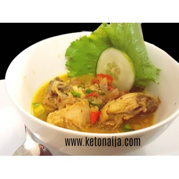 Creamy Curry Chicken Soup