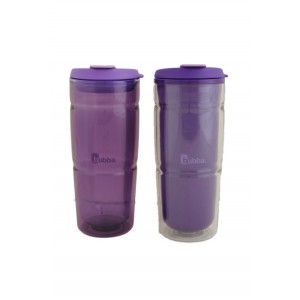 Bubba 17 oz Envy All day limited edition 2 pack- purple