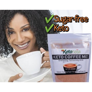 Keto Coffee Mix- Sugar Free- 200gms