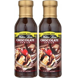 Walden Farms Calorie Free Chocolate Syrup
