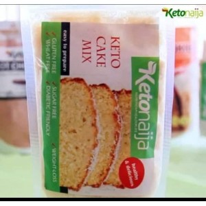 Ketonaija Coconut Pound Cake Mix- 235gm
