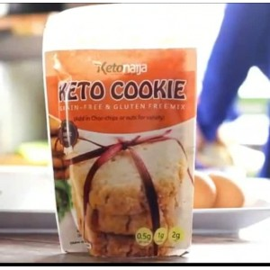 Ketonaija Cookie Mix- 200gms (makes up to 30 cookies)