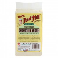 Bob's Red Mill Organic Coconut Flour- 453gm