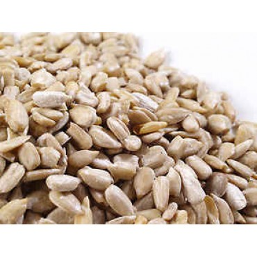 Organic Raw Shelled Sunflower Seeds - 250gms