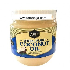 Aani 100% Pure Coconut Oil- 480ml