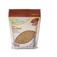 SIMPLYNATURE MILLED FLAXSEED- 397GMS