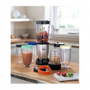 Hinari Genie 8 in 1Multi-attachment Blender MB280