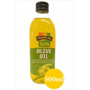 TROPICAL SUN OLIVE OIL- 500ml