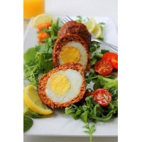 Flourless Scotch Eggs