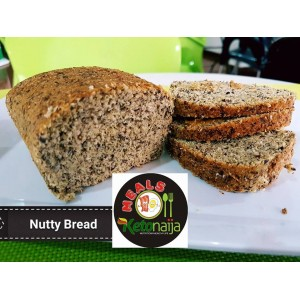 Ketonaija Nutty Bread - big loaf