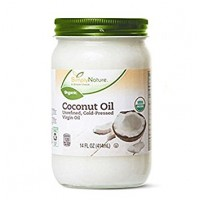 Simply Nature  Organic Cold pressed Coconut Oil- 414ml