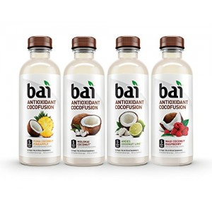 Bai Antioxidant Cocofusion-Electrolyte Drink-  Assorted flavours- 530ml