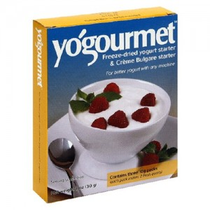 Yogourmet Freeze Dried Yogurt Starter- 5gm satchet(2)