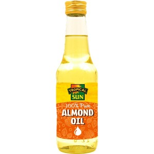 Tropical Sun Pure Almond Oil- 250ml