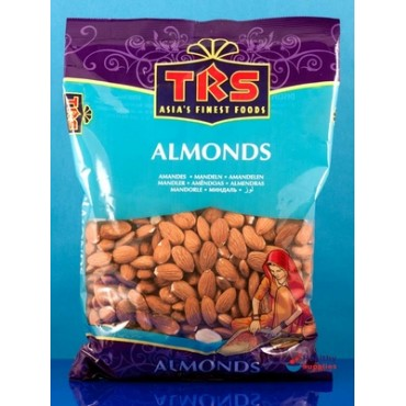 TRS Unblanched Almonds 375gms