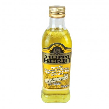Filippo Berio - Olive Oil Composed of Refined Olive Oils and Virgin Olive Oils