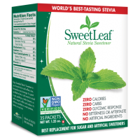 SWEET LEAF STEVIA PACKETS – 35 CT