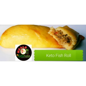 Keto Fish Roll