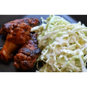 Coleslaw with Chicken