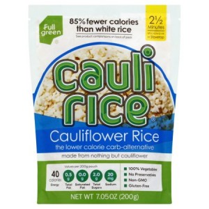 Fullgreen Riced Cauliflower