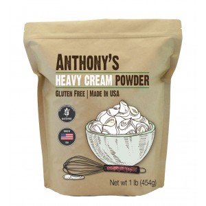 Anthonys Heavy Cream Powder- 454gms