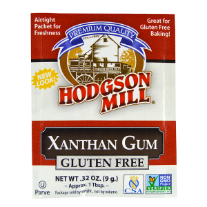 Hodgson Mill Gluten Free Xanthan Gum Packets- 9gm [3 pieces]