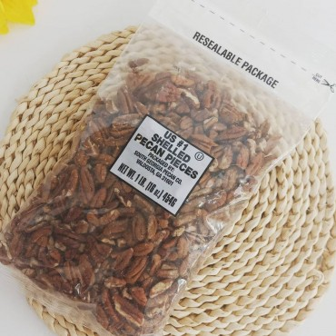 Raw Pecans in 454gms