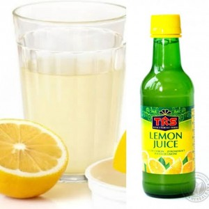 TRS Lemon Juice