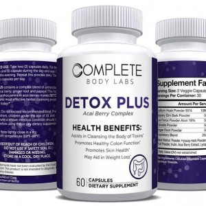 DETOX PLUS Acai Berry Complex