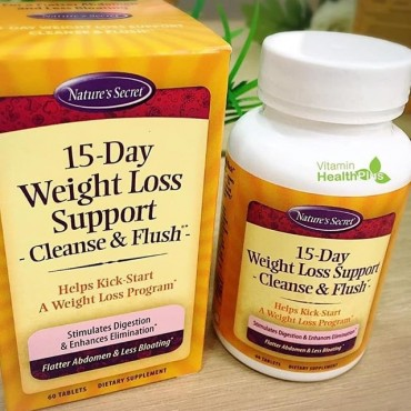 15-Day Cleanse & Flush by Nature's Secret