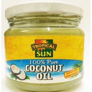 Tropical Sun 100 Percent Pure Coconut Oil