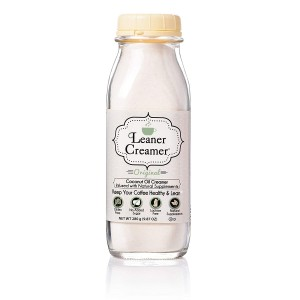 Leaner Creamer Original Coffee Creamer Powder 9.87oz