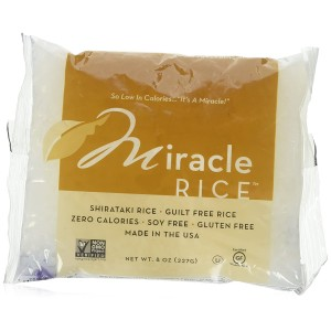 Miracle Noodle Shirataki Miracle Rice
