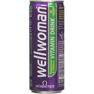 Vitabiotics Wellwoman Vitamin Drink