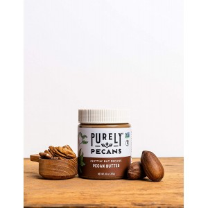 Purely Pecans Natural Pecan Butter