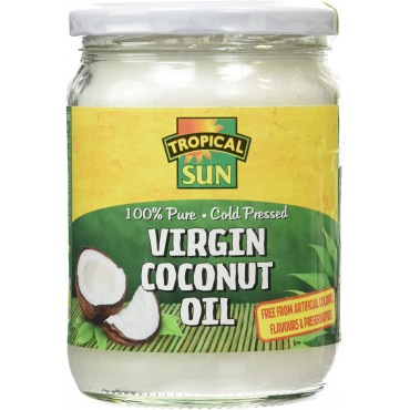 Tropical Sun Virgin Coconut Oil 480 ml
